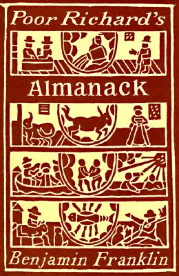 Poor Richards Almanack By Franklin, Benjamin